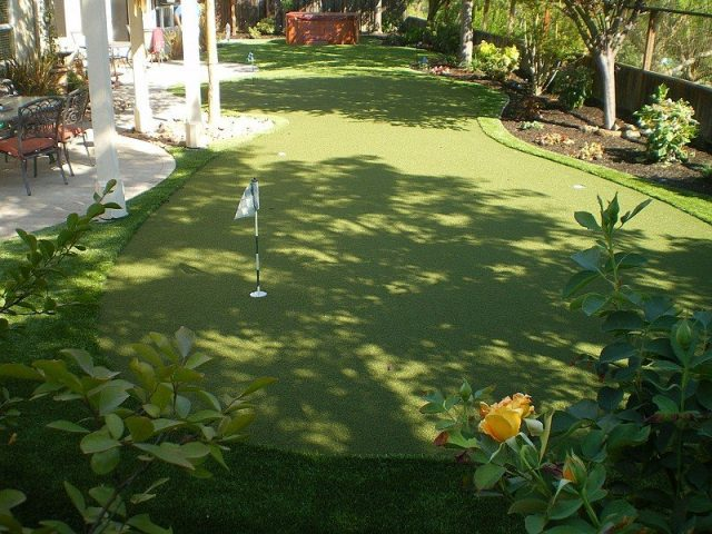 Project: Synthetic Grass in Danville Ca.